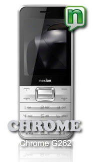 Nexian Chrome G262-1