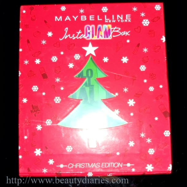 Instaglam Box By Maybelline New York