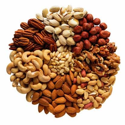 Kacang menambah berat badan