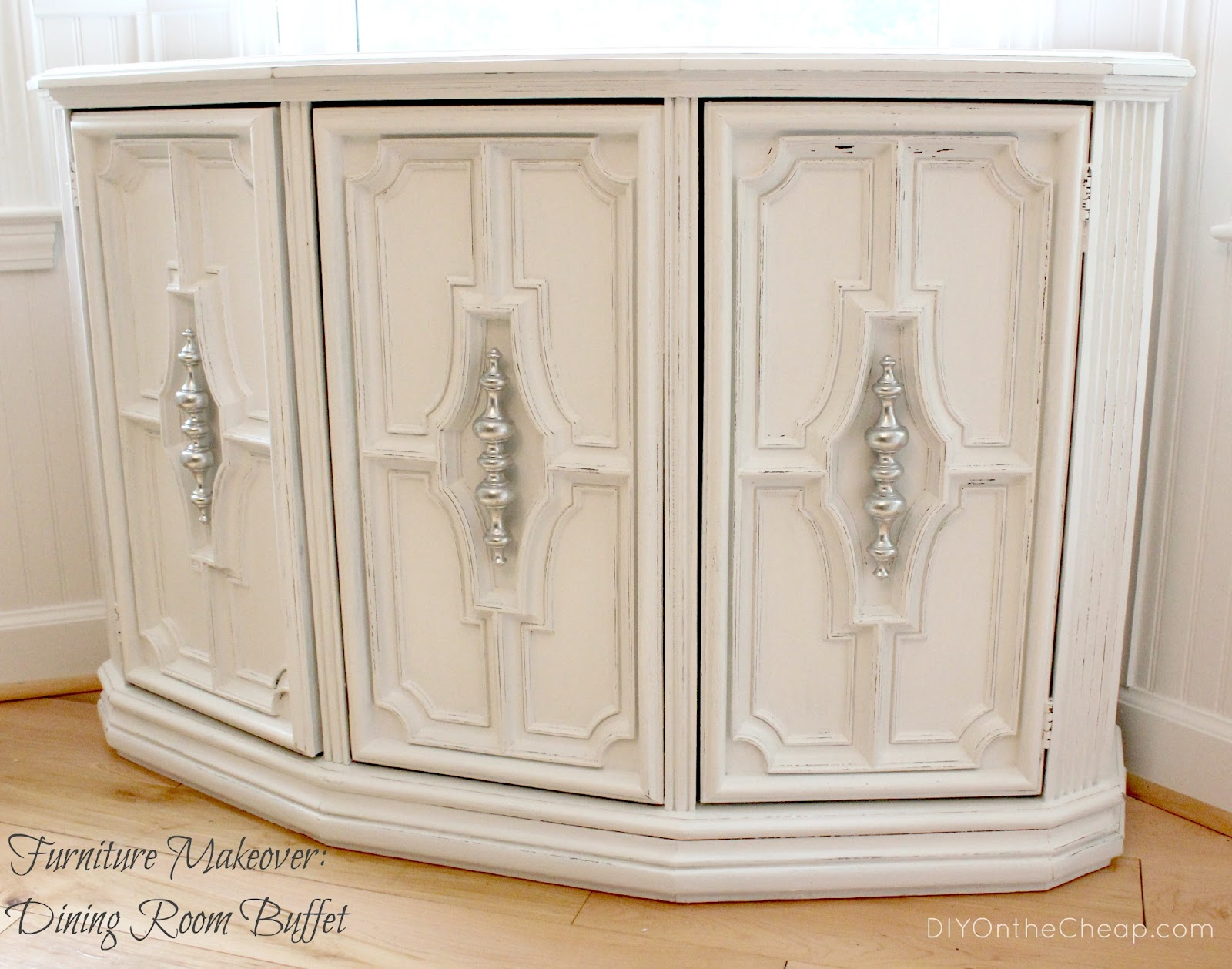furniture makeover console turned buffet table erin spain rh erinspain com cheap buffet tables in gray or off white cheap buffet tables sideboards