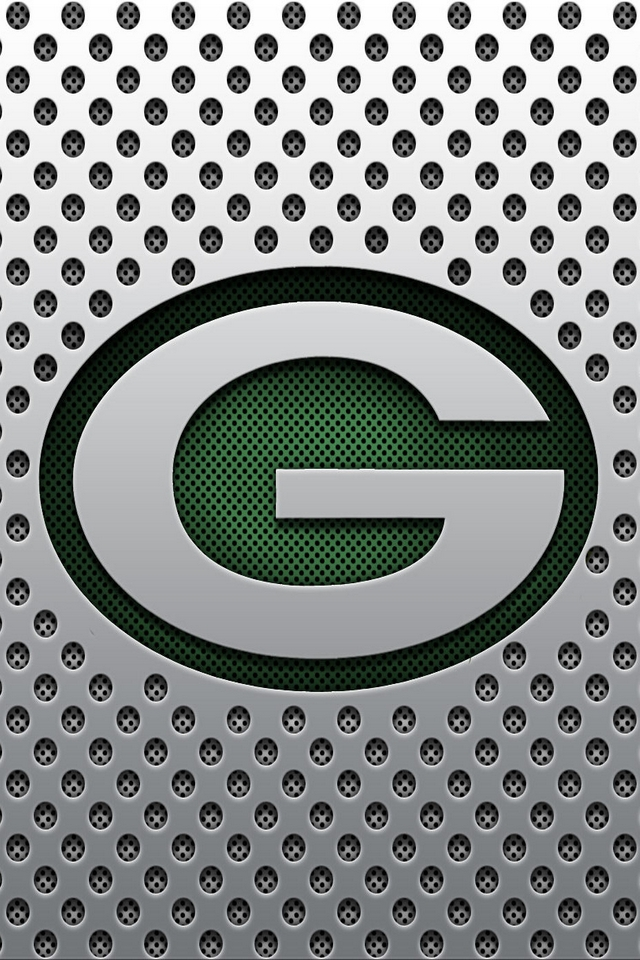 Green Bay Packers Logo Iphone Android Wallpaper