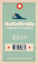 NANOWRIMO Young Writer's Program