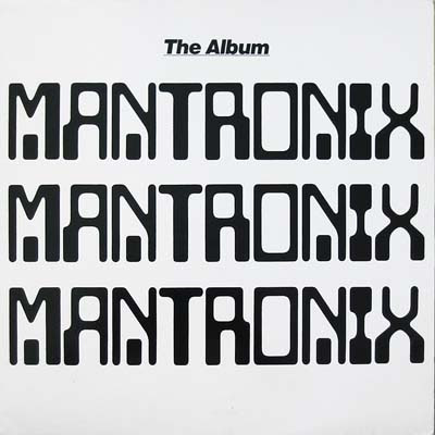 Mantronix – The Album (CD) (1985-1999 Reissue) (FLAC + 320 kbps)