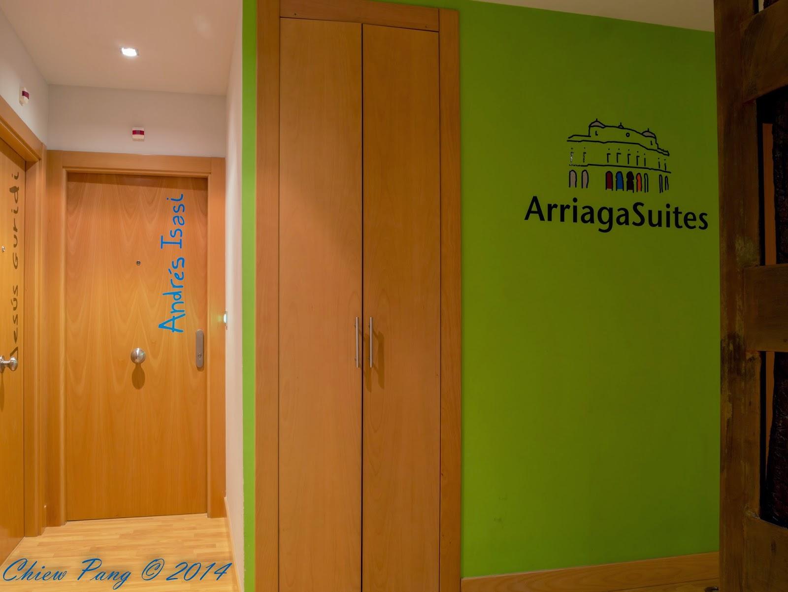 Arriaga Suites, Bilbao