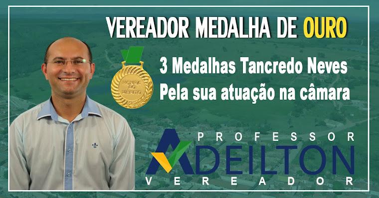 Vereador Prof. Adeilton