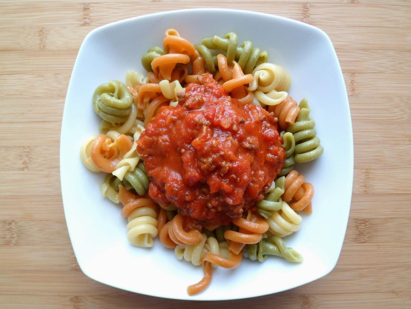 Sauce italienne pour p tes la chair saucisse blogs de cuisine - Blog de cuisine italienne ...