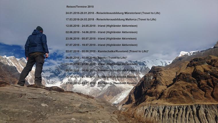 Dennis Hartke Tour Guide