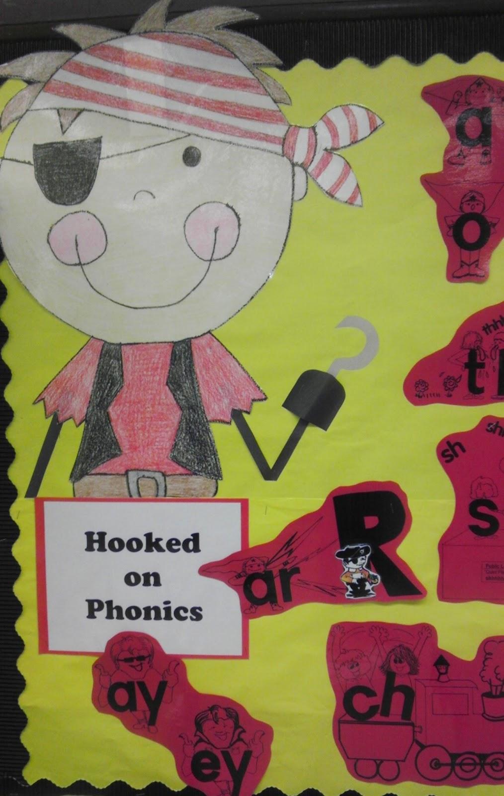 Pirate girl bulletin board ideas for Theme board ideas