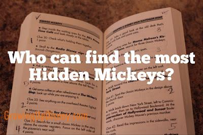 Hidden Mickeys book