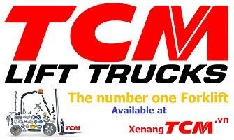 Xe nang hang TCM forklift Diesel Dien LPG