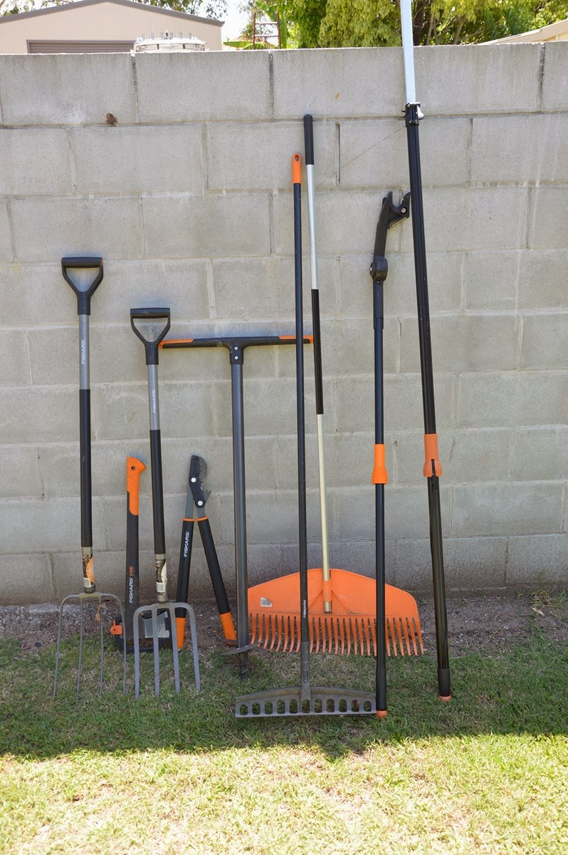Subtropical queensland open garden garden tool advice for Gardening tools brisbane