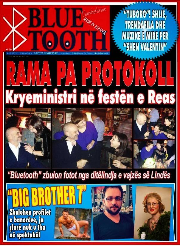 Revista BLUETOOTH - 22 Shkurt 2014