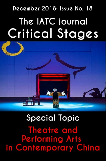 Critical Stages, International Association of Theatre CRitics