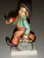 """""""Merry Wanderer"""" Hummel #11 2/0"""