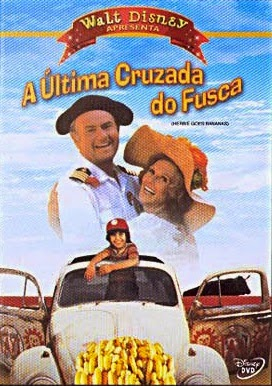 A Última Cruzada do Fusca – Dublado (1980)