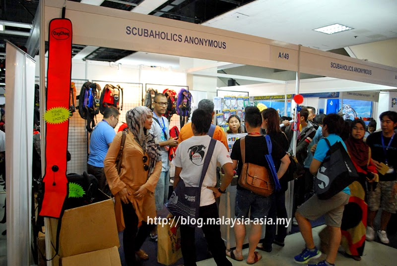 Scubaholics Anonymous Promotion MIDE