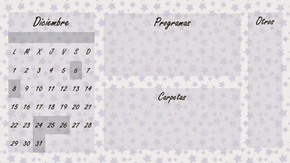 calendario diez