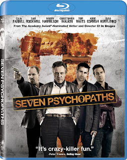 COMPLETED : Enter Our Seven Psychopaths Giveaway