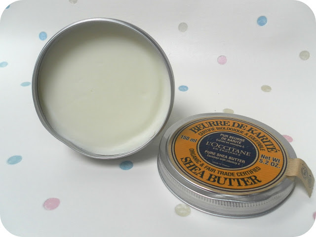 A picture of L'Occitane Shea Butter