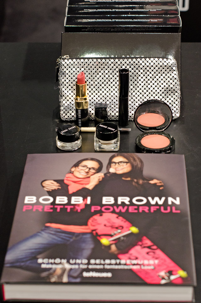 Bobbi Brown Pink and Platinum Collection at Ludwig Beck