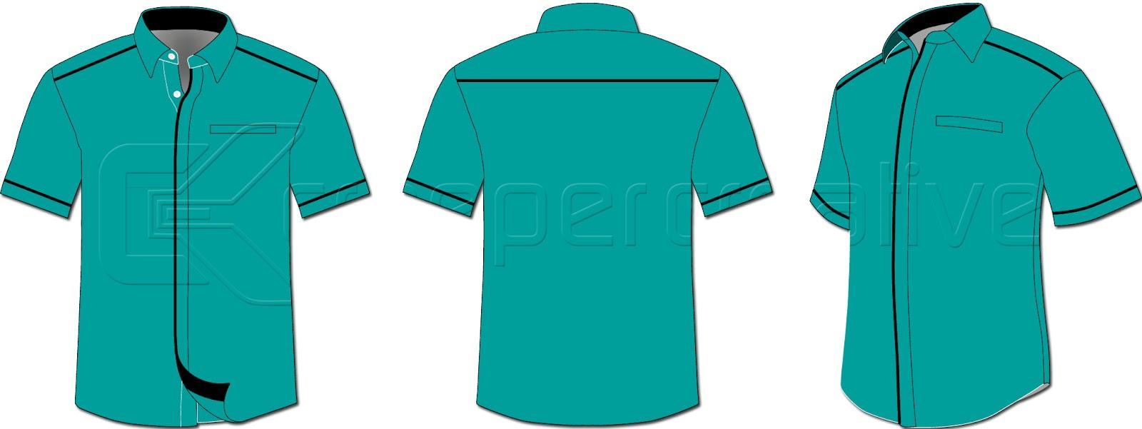 Corporate T Shirt Design Vector