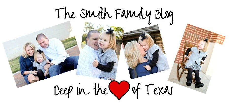 The Smith Family Blog