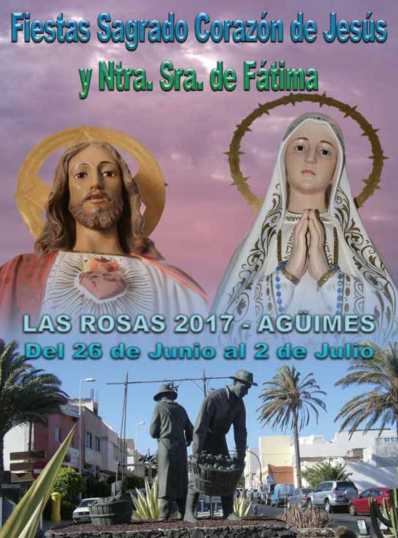 Fiestas del Sagrado Corazón de Jesús y Ntra. Sra. de Fátima