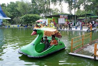 Taman Wisata Alam Mayang Pekan Baru Riau