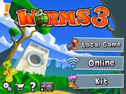 Free Download Worms 3 Android Apk