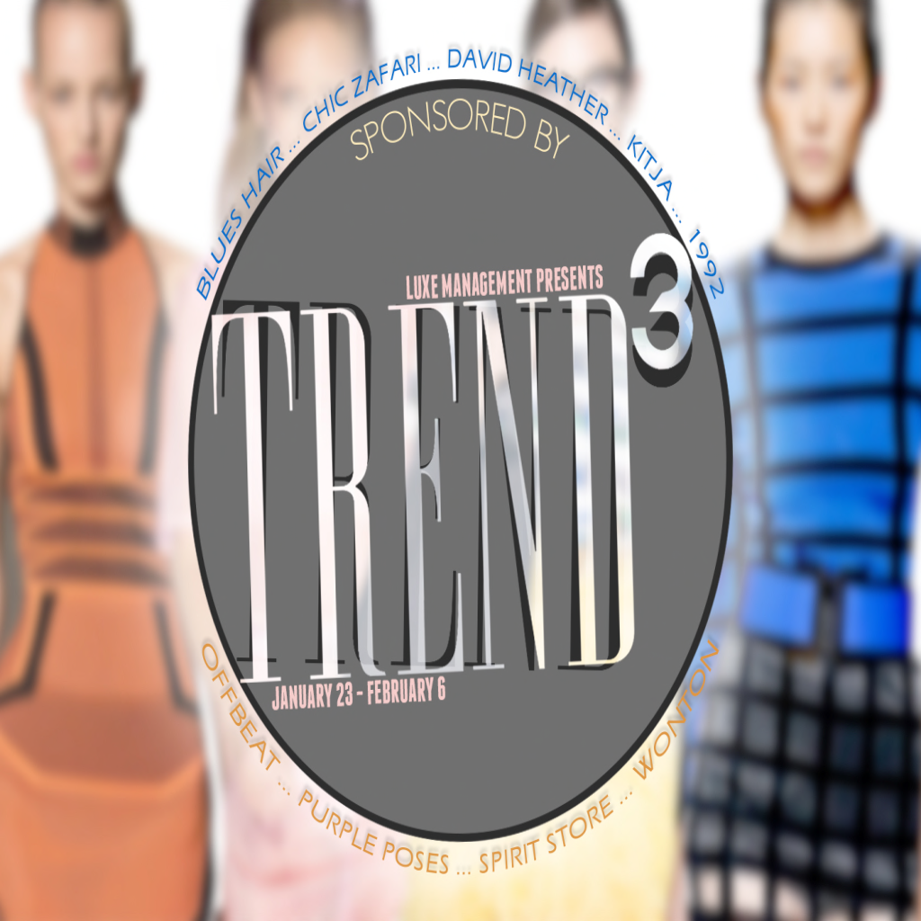 TREND3 - A LUXE Event