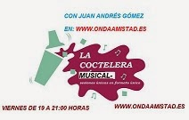 "PROGRAMA:""LA COCKTELERA MUSICAL"""