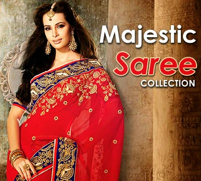 Majestic Saree Collection