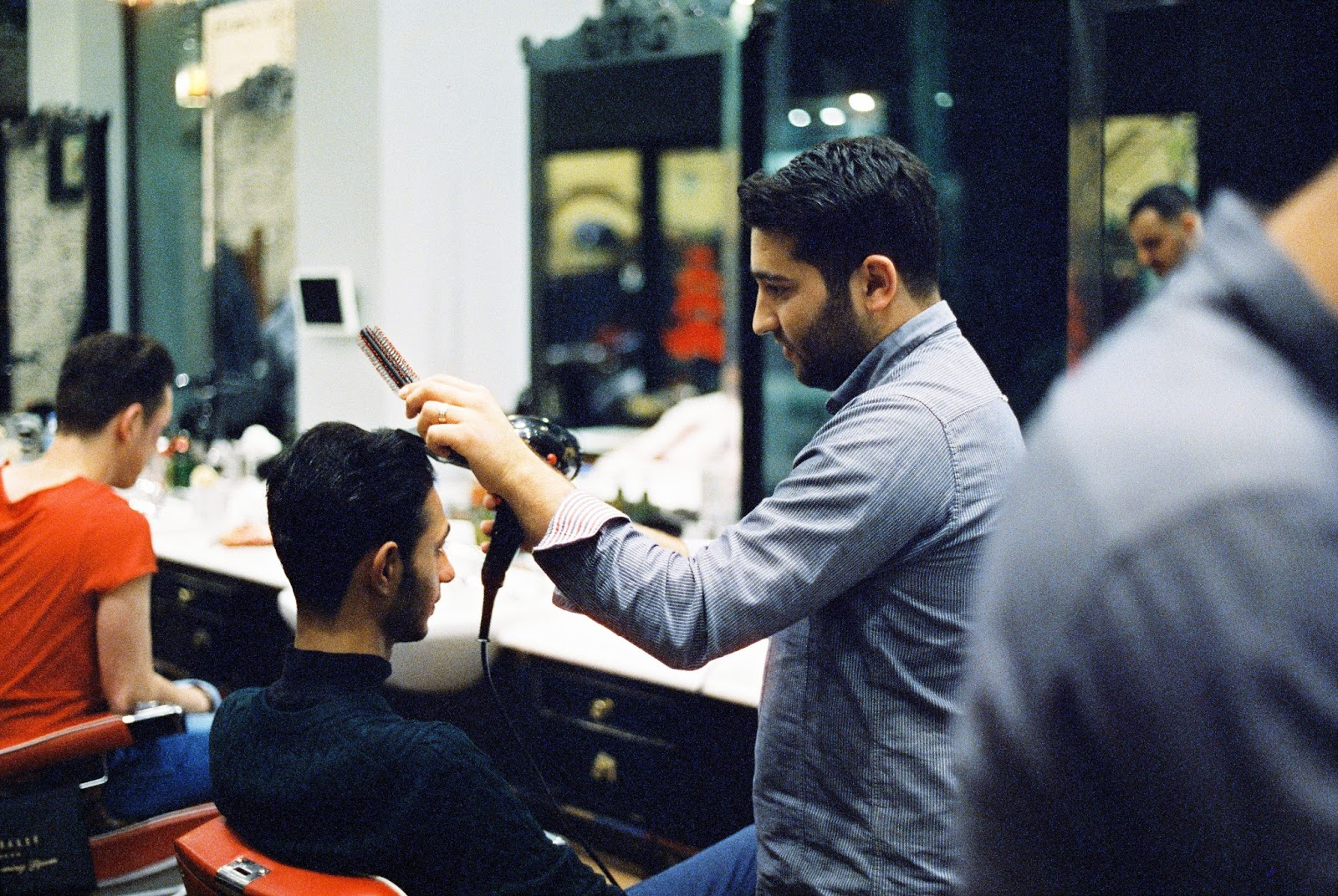 Salman Dean Valentines Day Hair Styling Tips From Teds Grooming Room