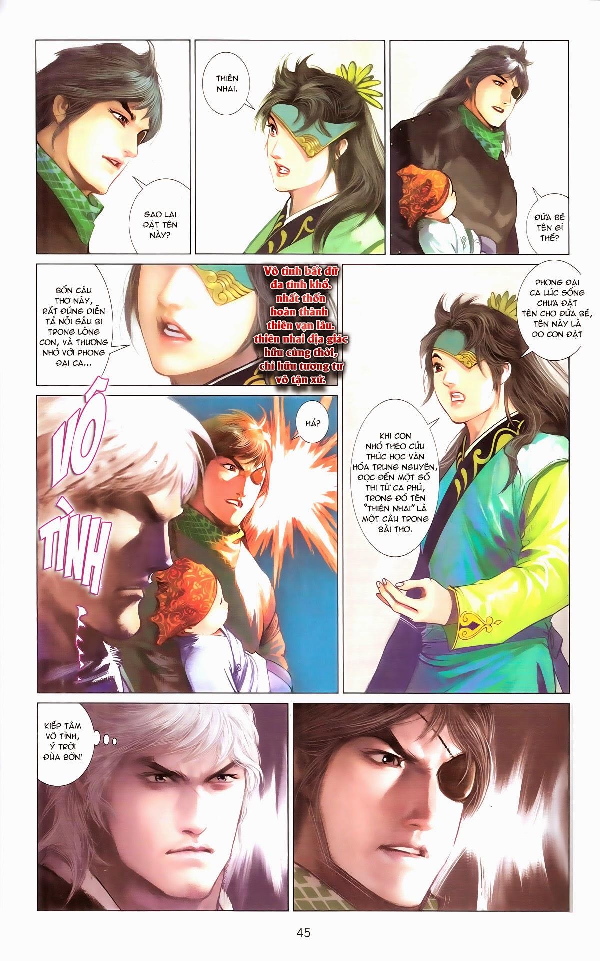 Phong Vân chap 672 Trang 45 - Mangak.info
