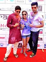 Bollywood Celebs at Rasleela Holi 2014