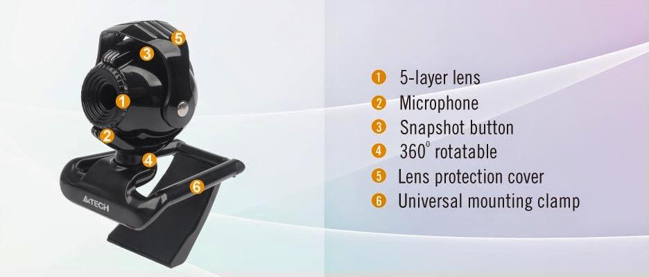 Download A4Tech PK-835MJ Webcam Drivers Free