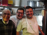 Filippo and the cooks