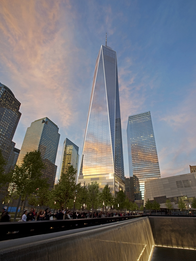 Rendering of  the 1WTC