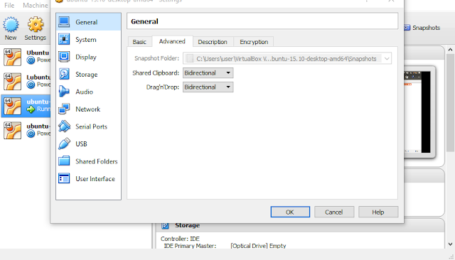 Share Clipboard Together With Drag'n'drop Betwixt Virtualbox Invitee Linux Together With Host Windows