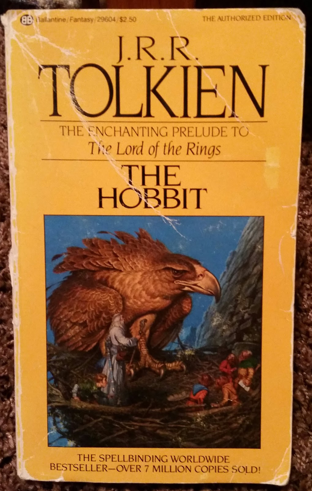 a review of the book the hobbit by jrr tolkien The hobbit = there and back again, jrr tolkien the hobbit, or there and back again is a children's fantasy novel by english author j r r tolkien it was published on 21 september 1937 to wide critical acclaim, being nominated for the carnegie medal and awarded a prize from the new york herald tribune for best juvenile fiction.