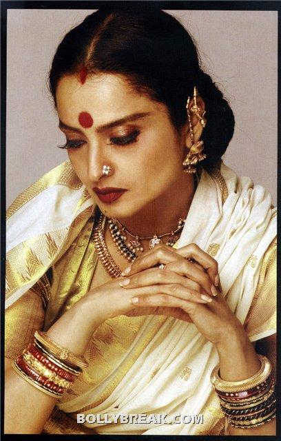 Rekha Aastha Movie Hot Pics - (17) - Rekha Hot Pics - 1980's 1970's Rekha Photo Gallery