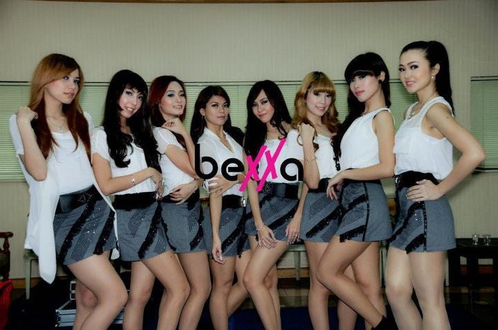 Biodata Foto BEXXA Girlband