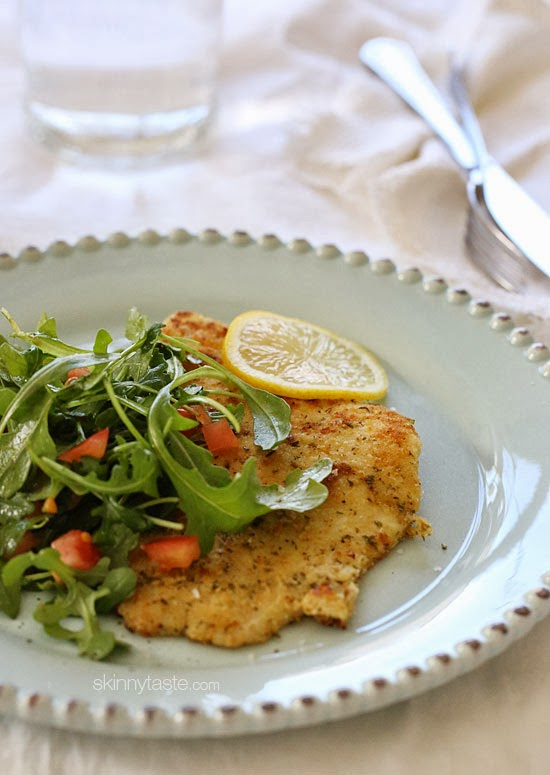 An easy, light and delicious fish dish