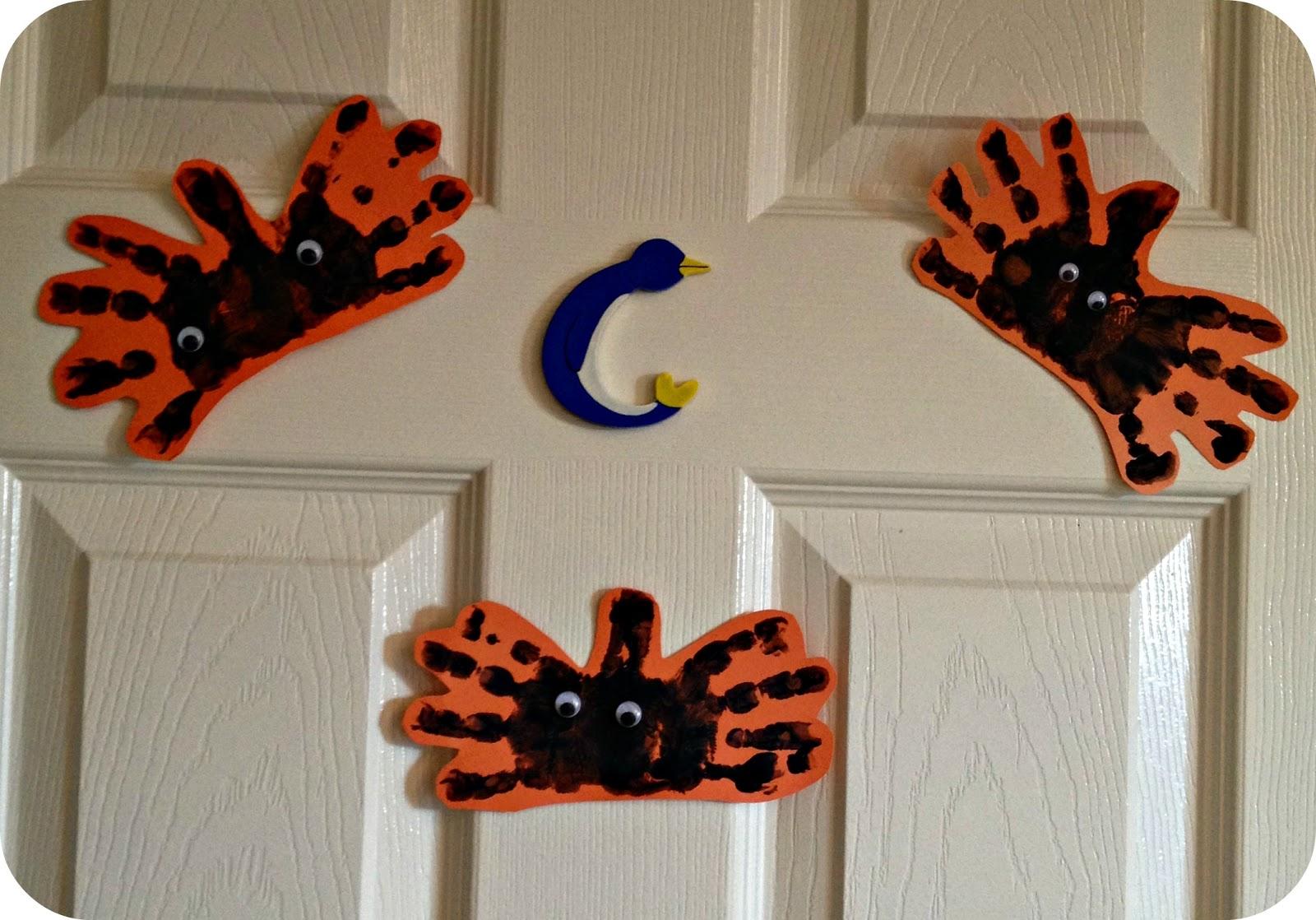 Transatlantic Blonde: Easy Halloween Crafts for Toddlers