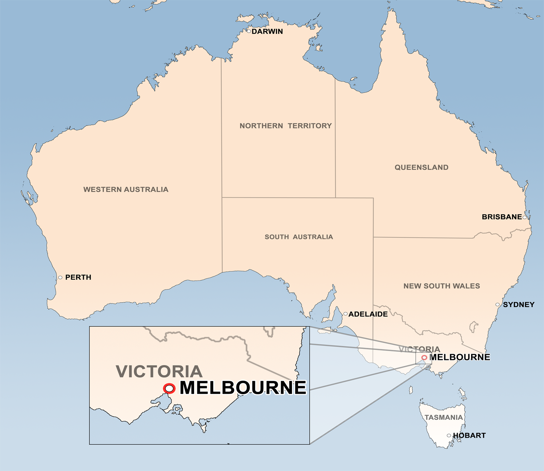 Ciudades de Australia