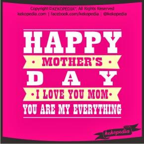 Dp BBM Ucapan Selamat Hari Ibu