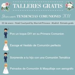 TALLERES  PRIMERA COMUNION