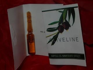Oliveline Ampolla Efecto Inmediato