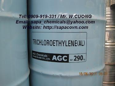 Trichloroethylene - TCE - C2HCL3