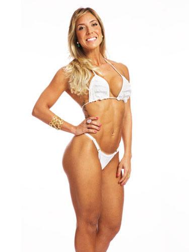 Kelly, 22 anos, estudante de Nutriçao, do Rio de Janeiro